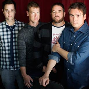Jimmy Eat World, Photo by Michael Elins