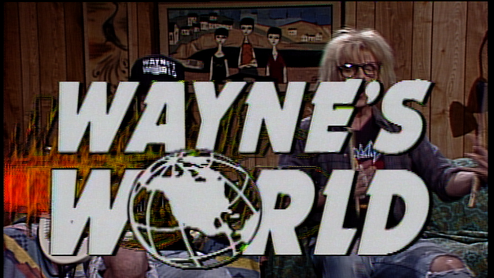 Wayne's World Cold Opening: Films of 1993