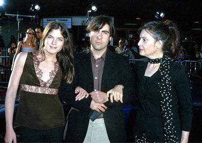 Premiere: Selma Blair, Jason Schwartzman and Talia Shire at the Westwood, CA National Theatre premiere of Touchstone's Gone In 60 Seconds - 6/5/2000