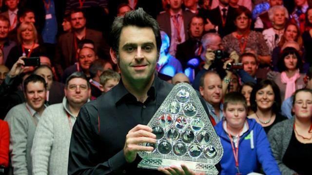 Snooker - Brilliant O'Sullivan claims fifth Masters crown