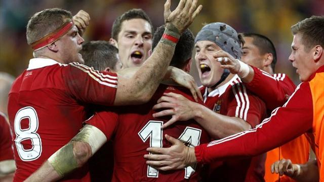 Lions Tour - Cagey Lions 'desperate' to end 16 years of failure