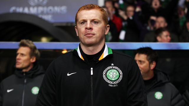 Football - Lennon keen to avoid fans conflict