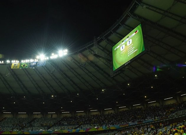 RIP Brazil: The night football changed forever