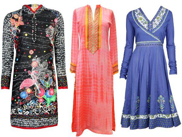 Trendy Casual Kurtas for All Occasions [Weekly Loot]