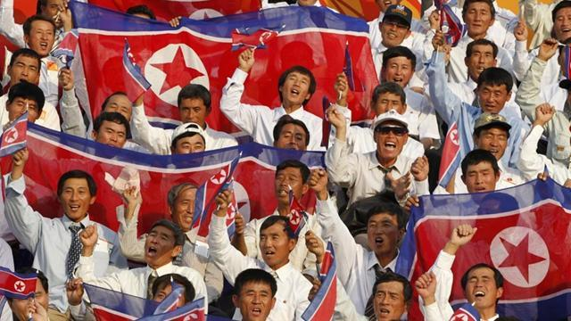 North Korea banned from next World Cup