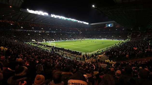 Parkhead (PA Photos)