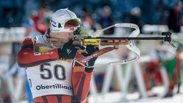 Biathlon - Boe and Makarainen win as Fourcade seals overall title