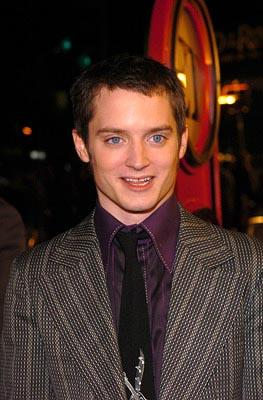 Elijah Wood at the LA premiere of New Line's The Lord of the Rings: The Return of The King
