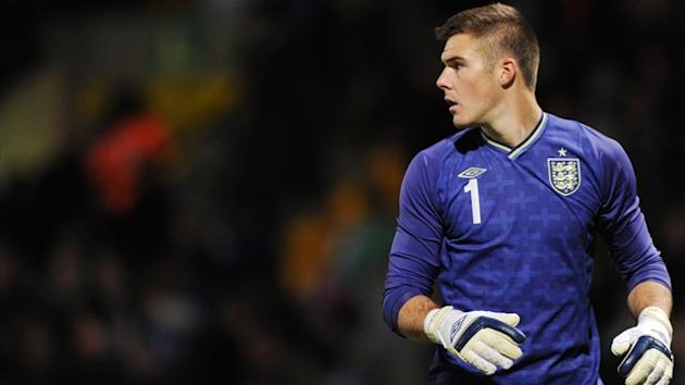 jack butland, england national team