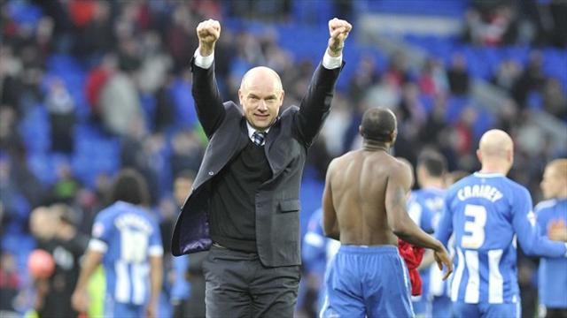 FA Cup - FA Cup holders Wigan look to shock Man City again