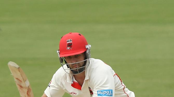 Sheffield Shield - Redbacks v Bulls: Day 2