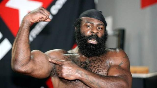 Boxing - Kimbo Slice not exactly steamrolling towards title