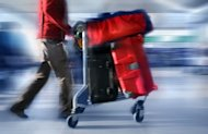 US airlines post lowest rate of mishandled baggage in 25 years