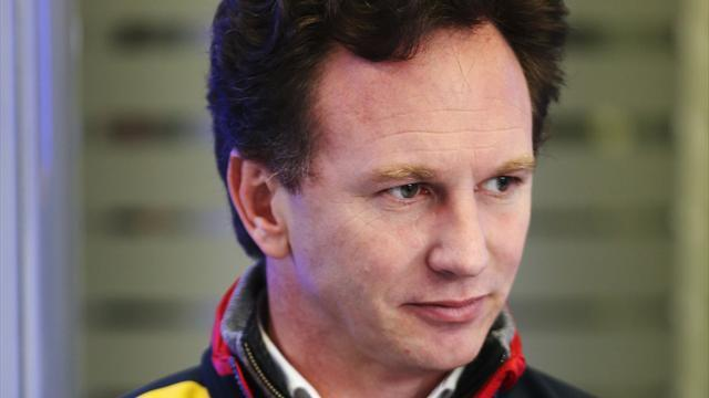 Formula 1 - 'Nothing major' wrong with RB10, says Red Bull's Horner