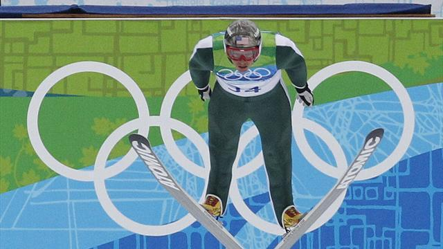 Nordic Combined - Lodwick, Demong call time on Olympic careers