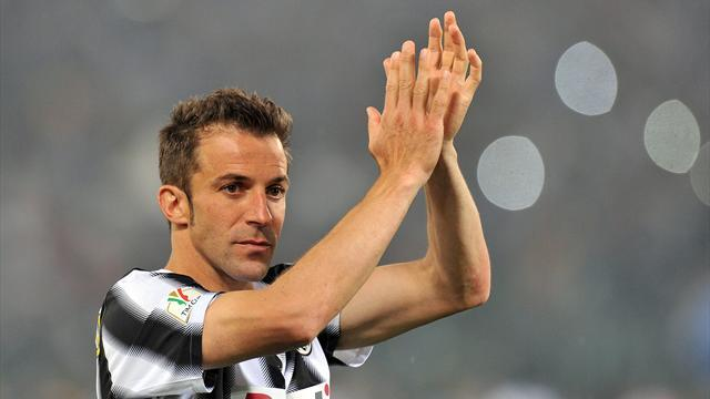 World Football - Sydney FC in talks to bring Del Piero to Australia