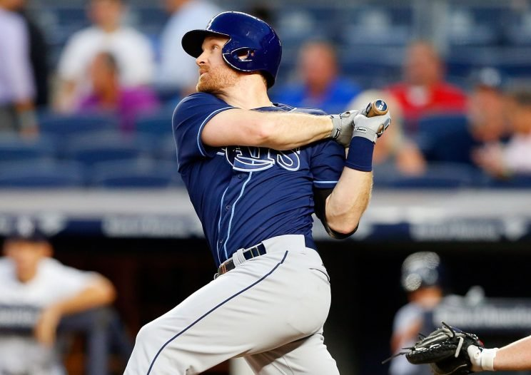 Logan Forsythe will help the Dodgers win now. (Getty Images/Jim McIsaac)