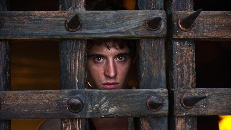 Red Riding Hood Warner Bros. Pictures 2011 Max Irons