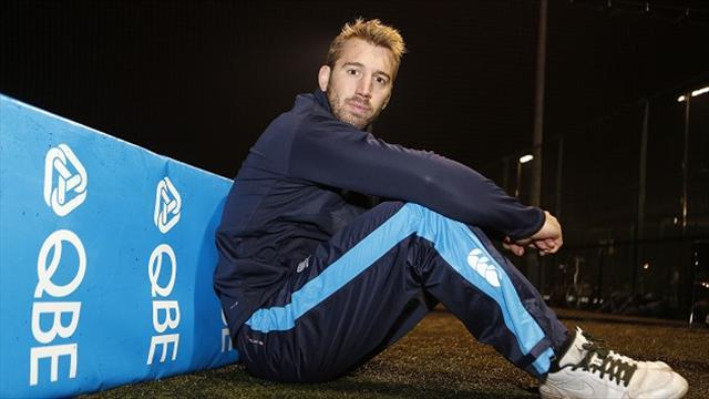 Rugby - Robshaw wants to be tested
