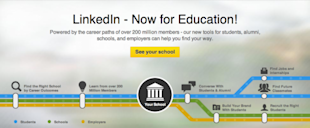 LinkedIn's University Pages: Could this be a game changer? image LinkedIn University Pages 600x247