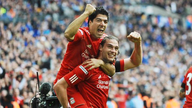Carroll scores in Liverpool win