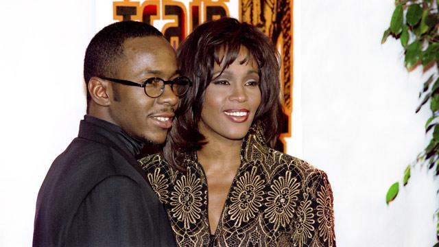 Whitney Houston: Goody Two-Shoes to Bobby Brown?