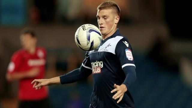 Championship - Millwall extend Wood loan