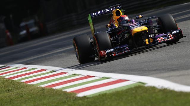 Formula 1 - Red Bull 2014 tyre test 'no benefit'