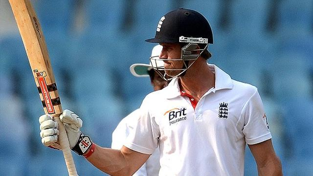 Cricket - Cook confident in Compton