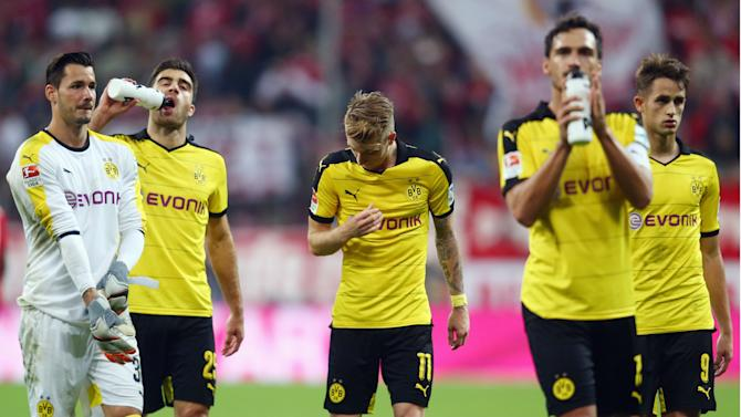 Watzke dismisses Dortmund's Bundesliga prospects