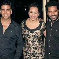 The Makers Of 'Rowdy Rathore' Throw A Roaring Success Bash