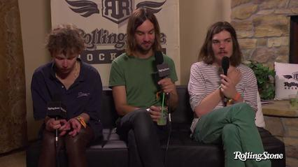 Tame Impala Come to Terms With Star Crushes