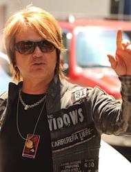 Poison's Rikki Rockett is a new dad