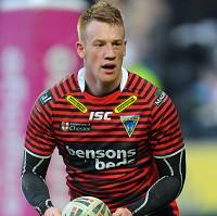Chris Riley is set to play for Warrington in Saturday's Challenge Cup final