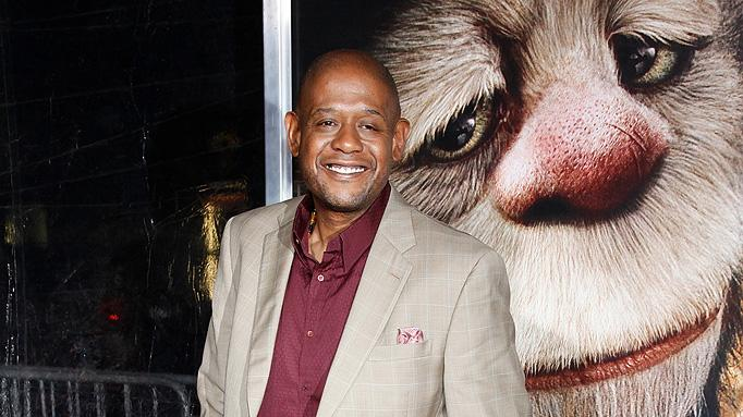 Where the wild things are NY premiere 2009 Forest Whitaker