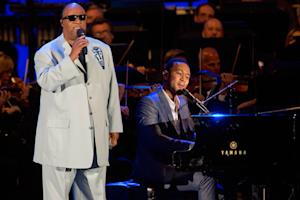 Stevie Wonder Working on Symphonic, Gospel Albums