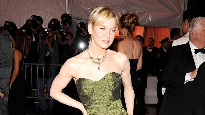 Zellweger Renee The Met Gala