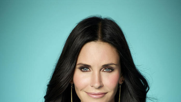 """Cougar Town"" -- Courteney Cox"