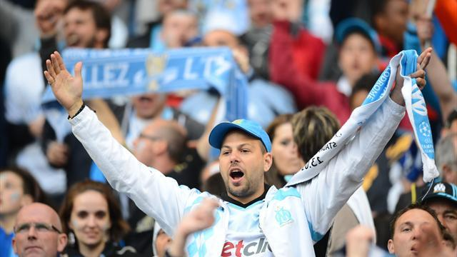 Ligue 1 - Marseille ask for fans to be allowed to travel to Nice