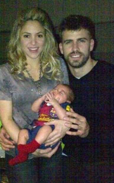 Gerard Pique   s lucky charm  Neymar   s girlfriend pressures  amp  the    Gerard Pique Girlfriend