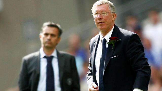 Premier League - Fergie: Mourinho could manage United