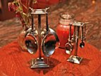 Handcrafted Pewter Items