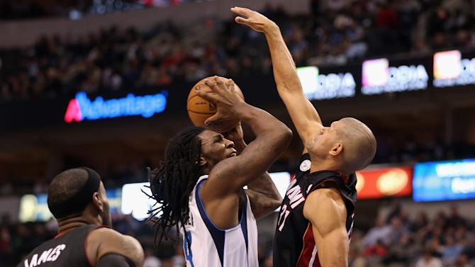 Miami Heat v Dallas Mavericks