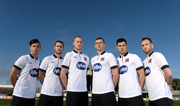 Dundalk FC Launch New Kit