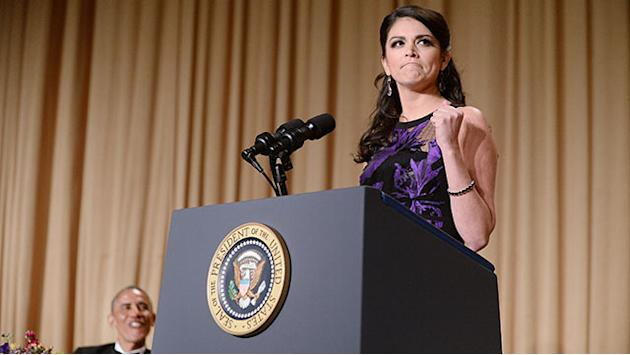 The Best Zingers From Cecily Strong's White House Correspondents' Dinner Speech