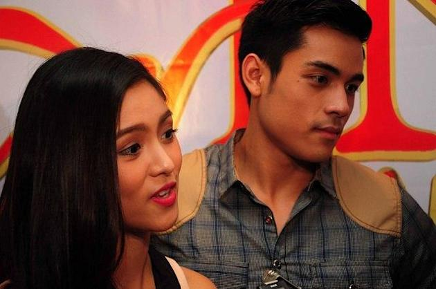 Kim Chiu and Xian Lim (NPPA Images)