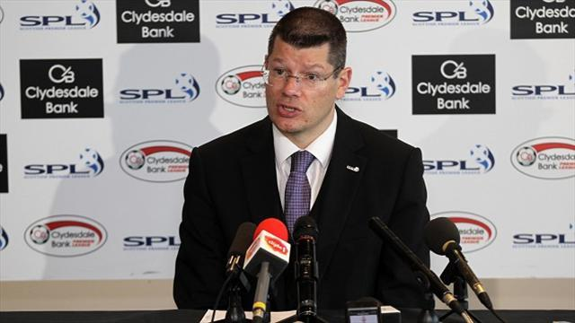 Scottish Football - Doncaster named SPFL chief