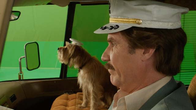 'Anchorman 2' Blu-ray Bonus: Baxter
