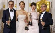 Oscars: Historic Win For Daniel Day-Lewis