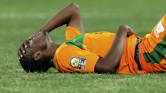 World Cup - Dumped champions Zambia set sight on finals
